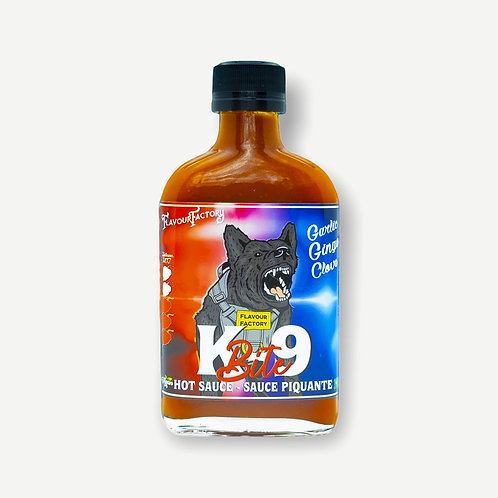 European Flavour Factory K-9 Bite Hot Sauce