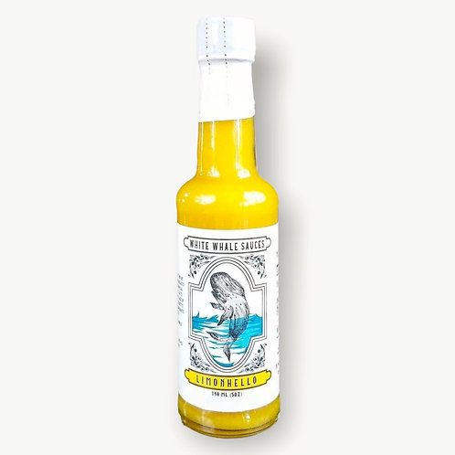 Limonhello Hot Sauce from the Netherlands