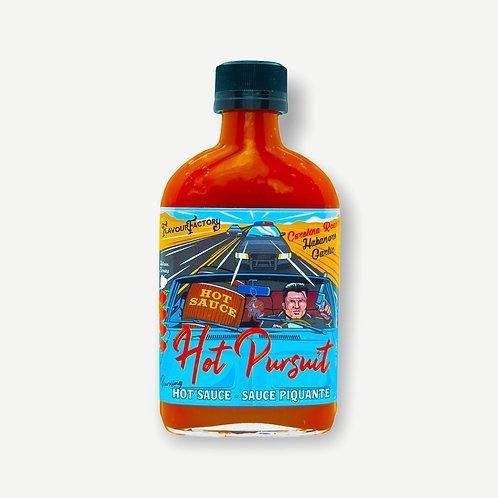 European Flavour Factory Hot Pursuit Burning Hot Sauce