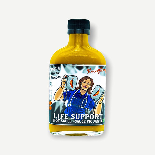 European Flavour Factory Life Support Hot Sauce