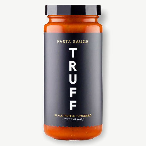TRUFF Pomodoro Pasta Sauce with red chili peppers