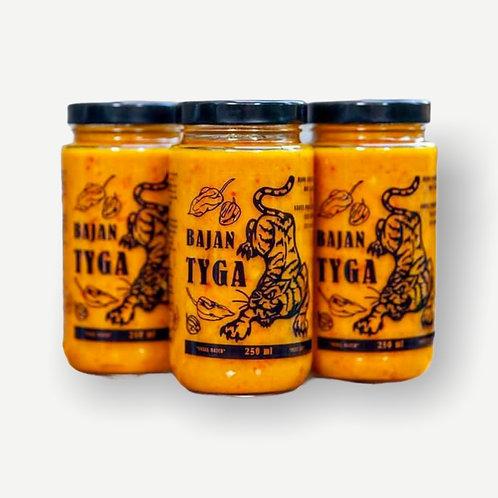 Bajan Tyga Micro Batch Hot Sauce