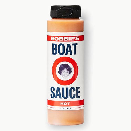 Bobbie's Boat Sauce Hot