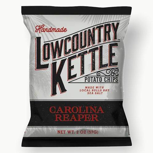 Carolina Reaper Potato Chips