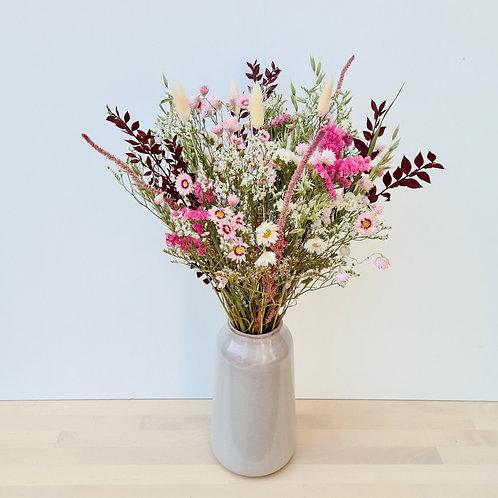 Le bouquet Mauve L