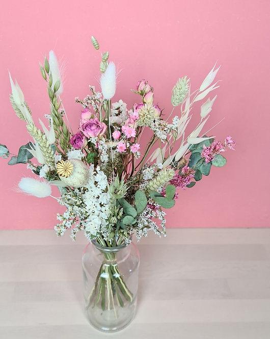 Le bouquet Rose  S