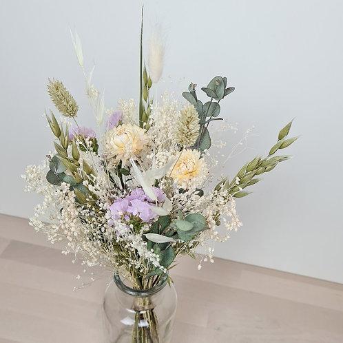Le bouquet Parme  S