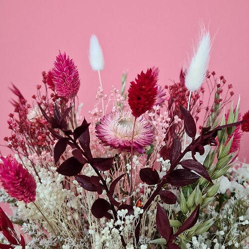 Le bouquet Rose et Rouge L