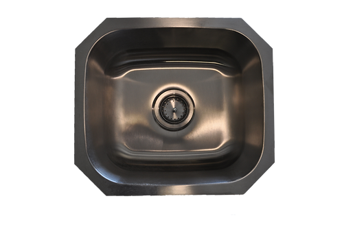 Small Stainless Bar Sink Undermount