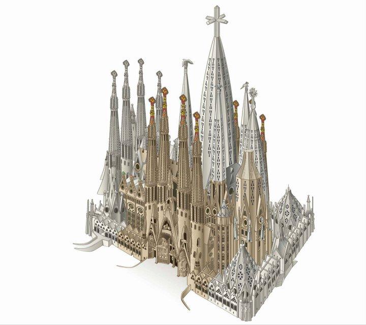 Catedral+Sagrada+Fam%C3%ADlia