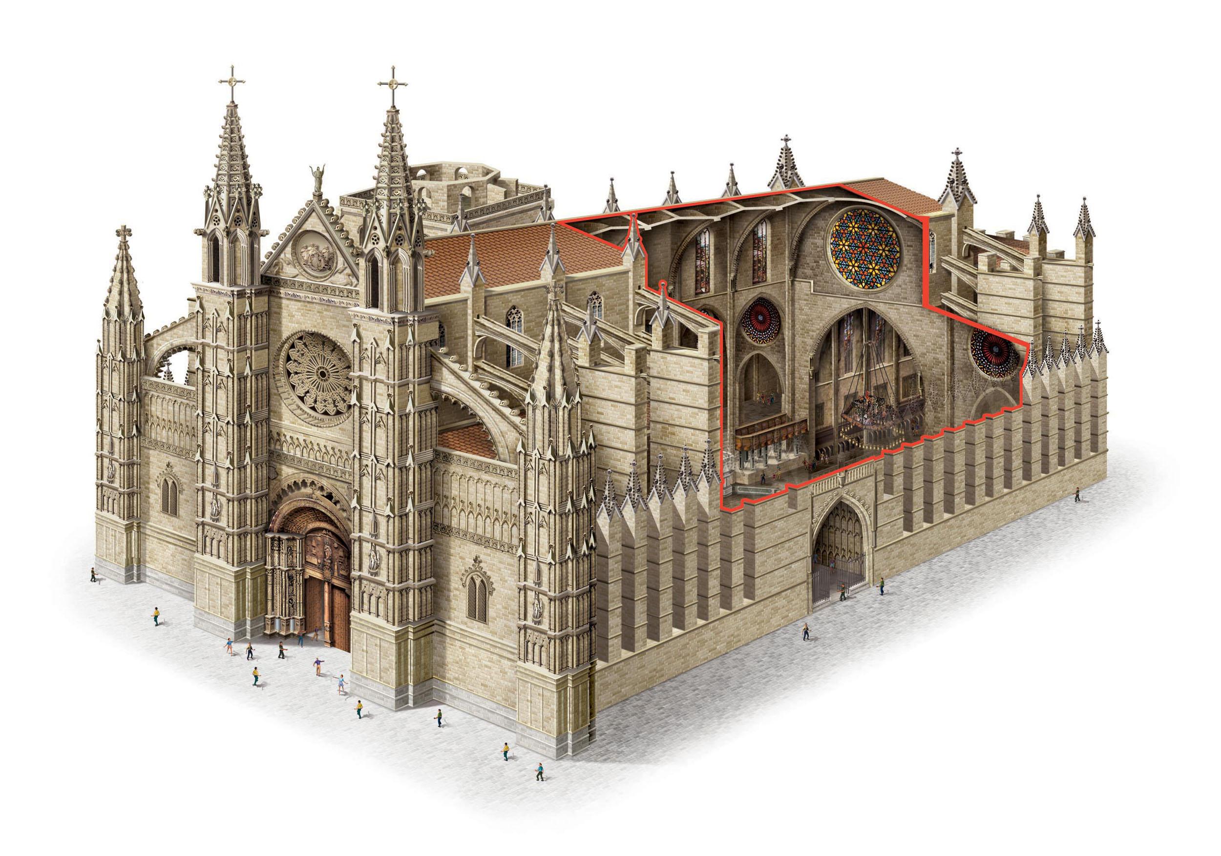 Catedral+Mallorca
