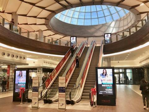 Shopping Mall Pescara, Italien