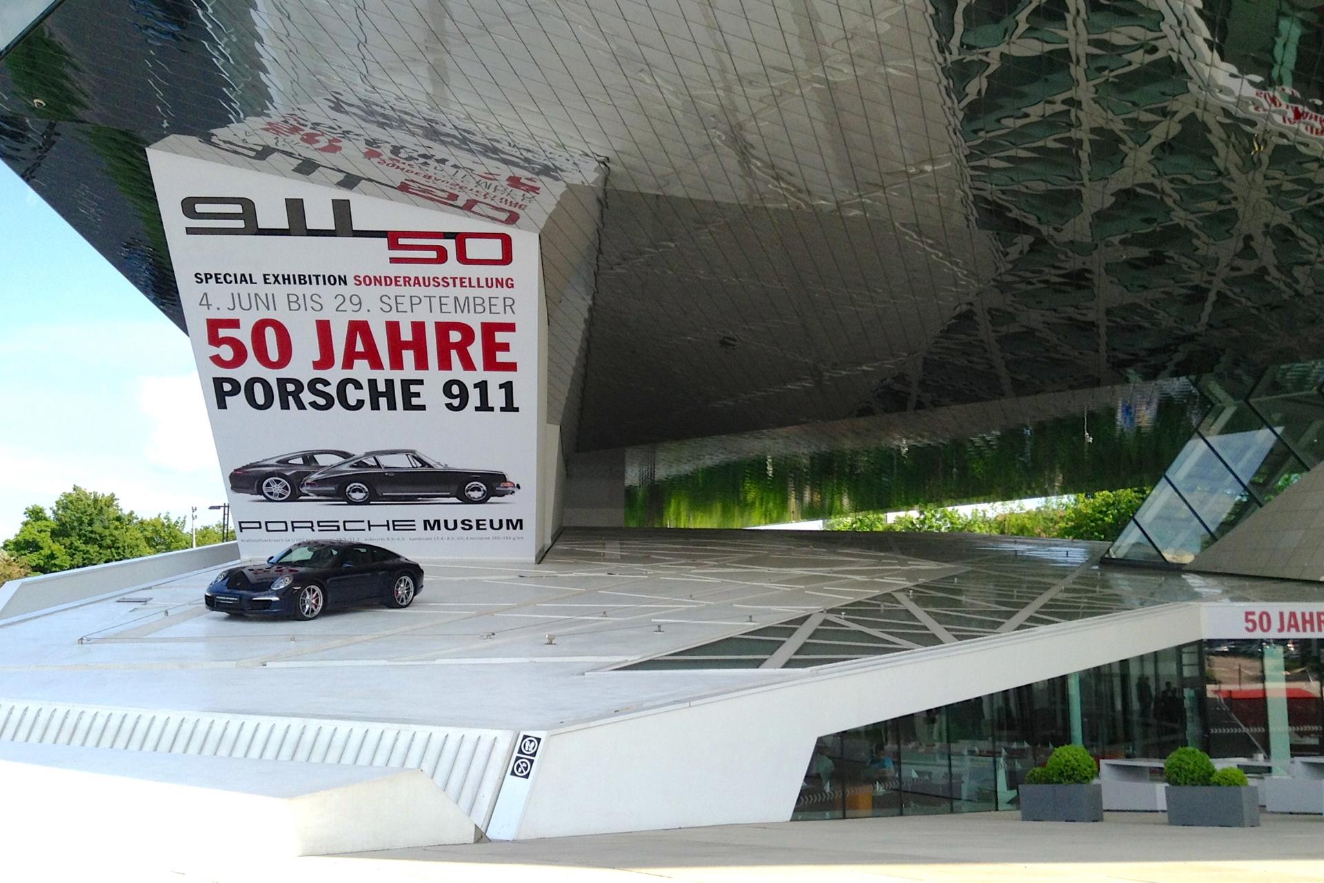 Porsche, Stuttgart