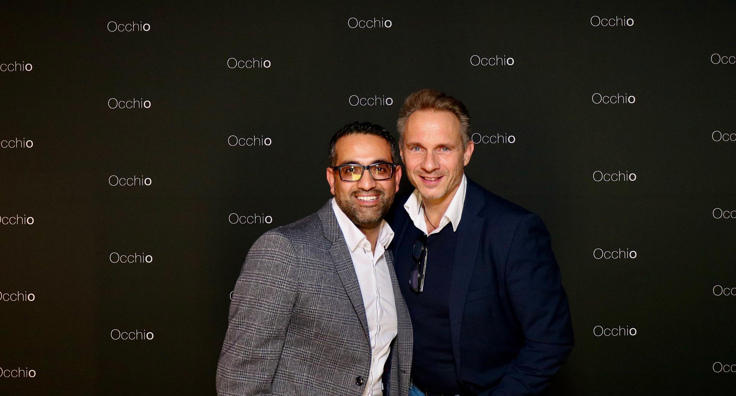 Kamal Popat & Dr. Arnaldo Cacaci