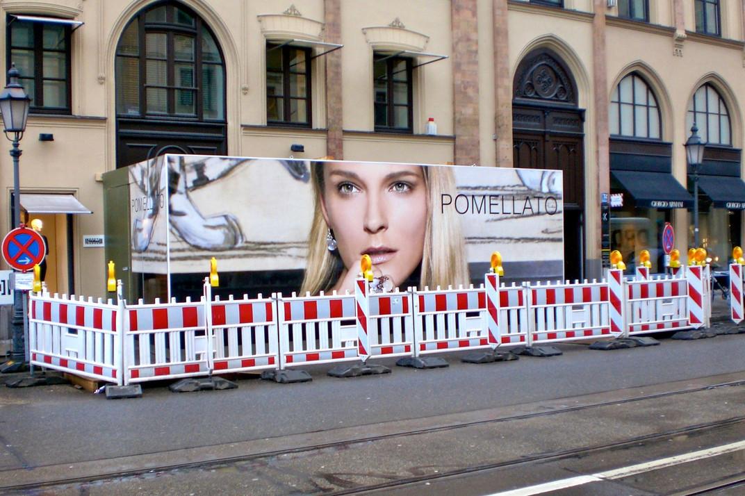 Construction fences