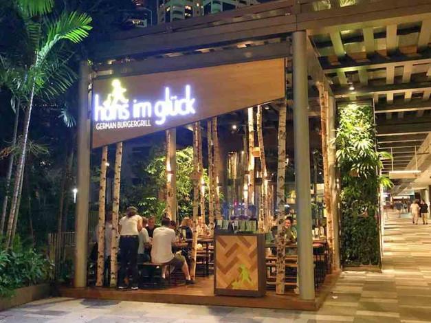 Hans im Glück, Singapur