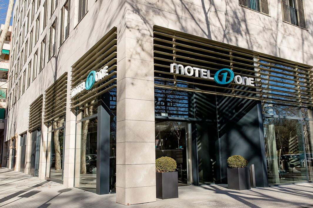 Motel One, Barcelona