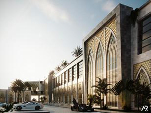 Mall in Arabia