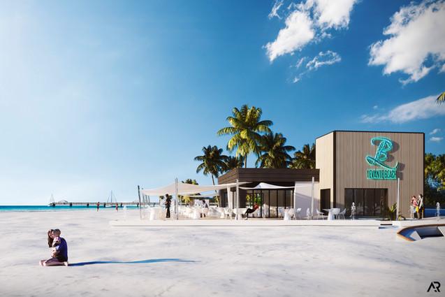 Beach club