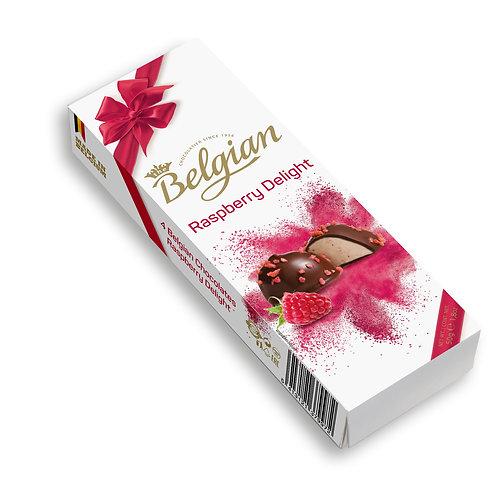 Belgian Raspberry Delight 60 g