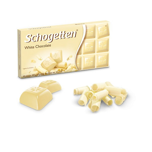 Schogetten White Chocolate 100g
