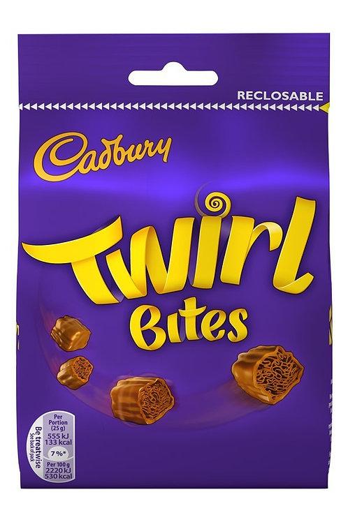 Cadbury Twirl Bites 100g