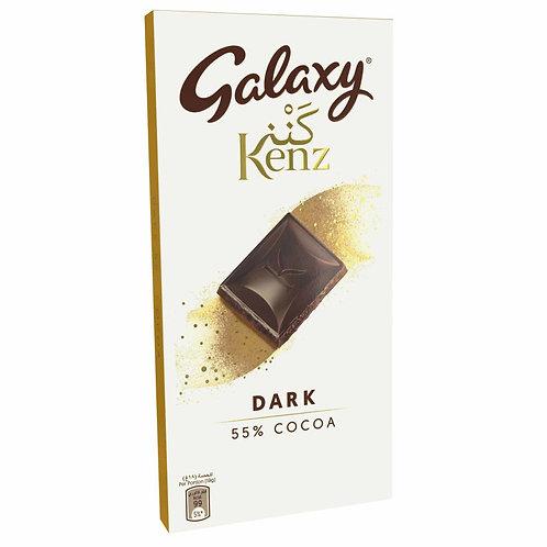 galaxy kenz dark 55% cocoa