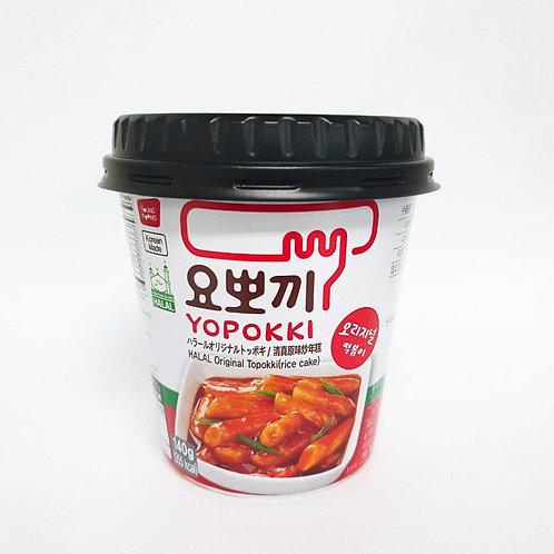 Yopokki original rice cake