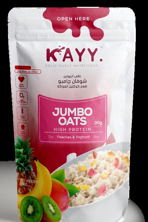 KAYY JUMBO OATS Fruit Punch 300 g