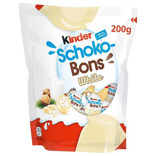 Kinder Schoko Bons  White 200 g