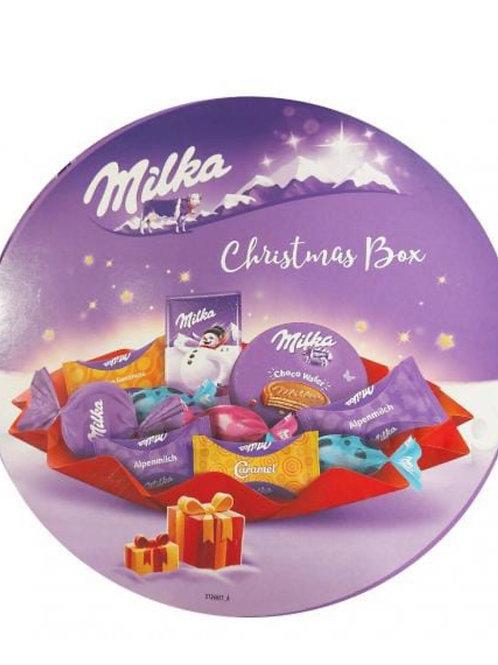 Milka Christmas Box