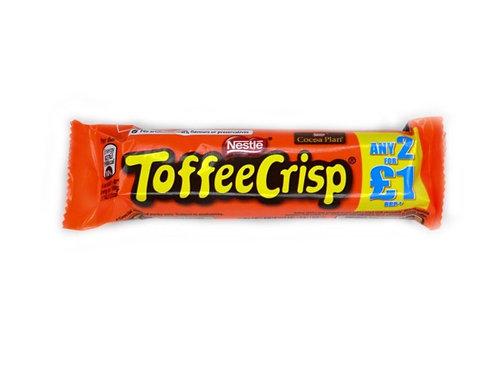 nestle toffee crisp