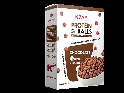 KAYY PROTEIN BALLS CHOCOLATE  300G
