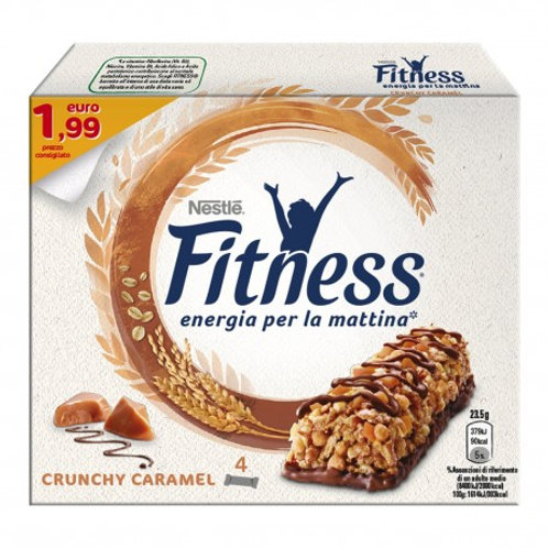 Nestle Fitness CRUNCHY CARAMEL