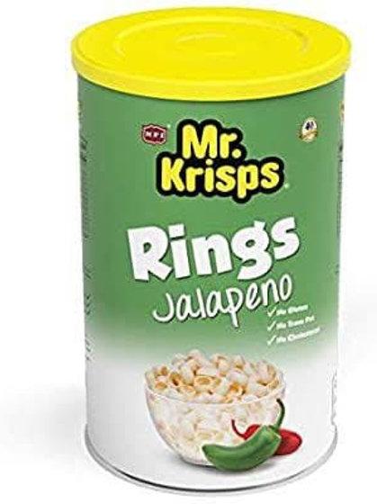 Mr . Krisps rings jalapeno