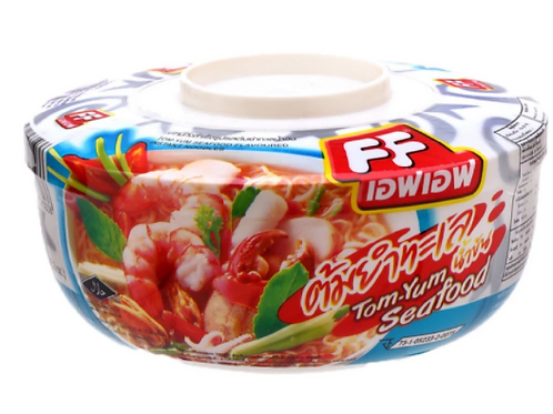 Ff idwidw seafood noodles