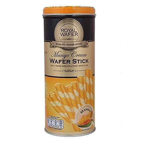 royal wafer mango cream sticks