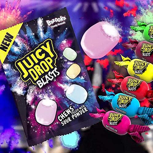 Bazooka Candy JUICY DROP BLASTS