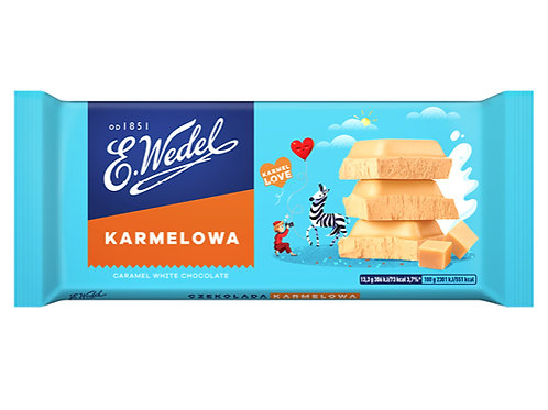 E.Wedel KARMELOWA 80 G