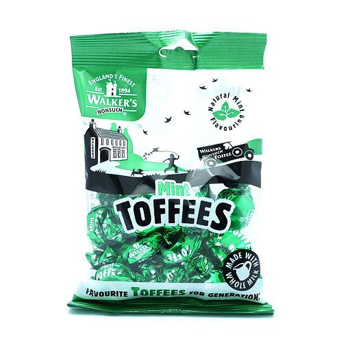 walkers mint toffee