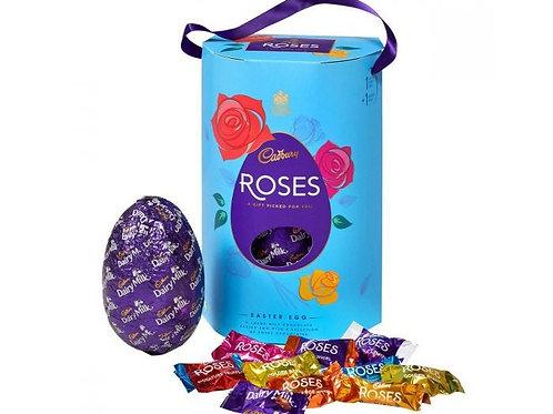 Cadbury ROSES EASTER EGG  225 G