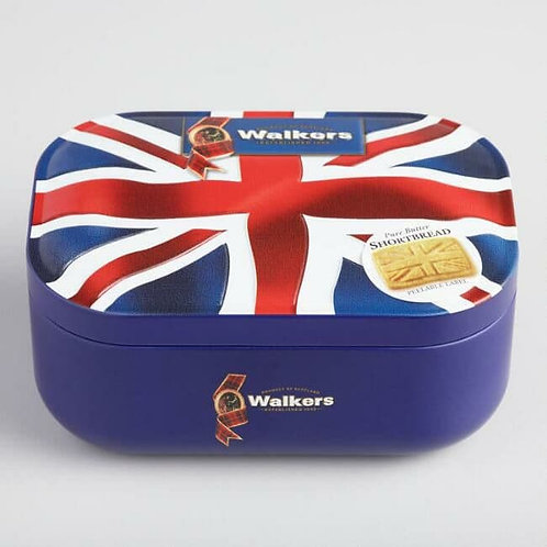 Walker Biscuit Box