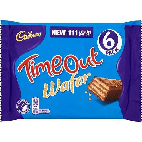 cadbury timeout wafer 127 g