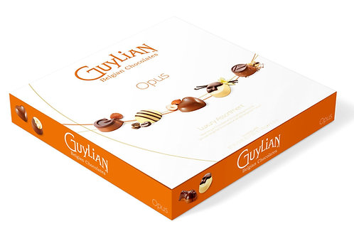 GUYLIAN Belgian Chocolates Opus Luxury Assortment 180g