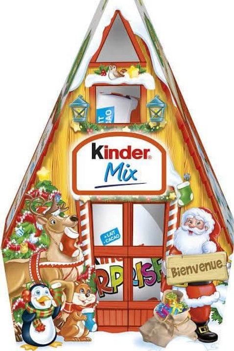 kinder mix mini box