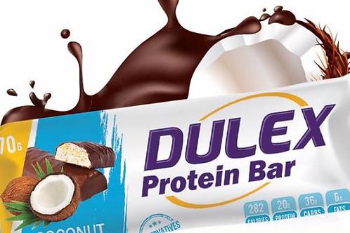 DULEX Protien Bar COCONUT 70 G