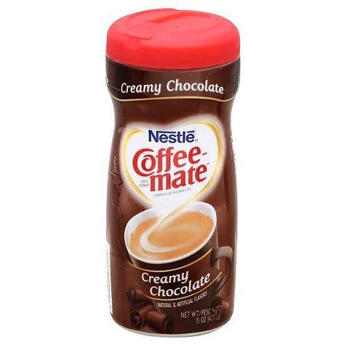 Coffee mate chocolate creme