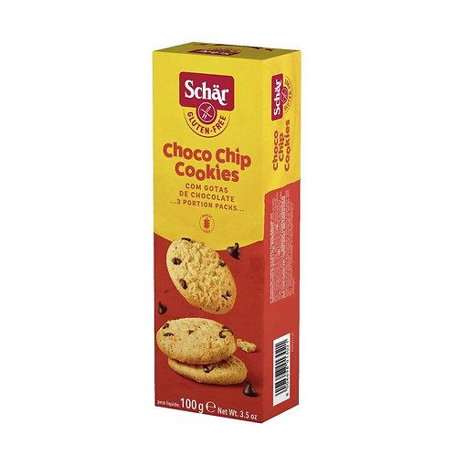 Schar Choco Chip Cookies 100 g