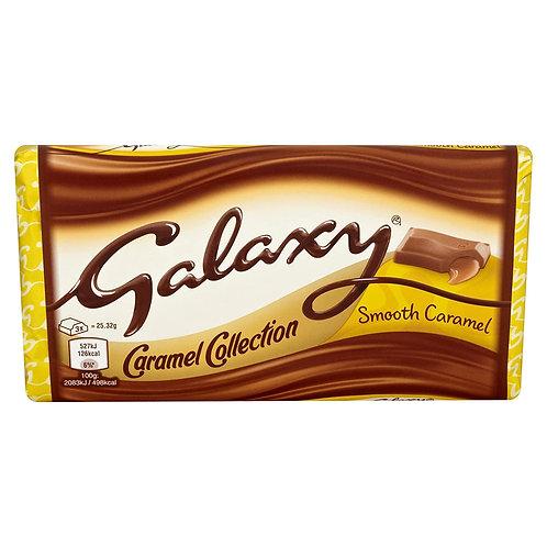 Galaxy Caramel Collection 135g