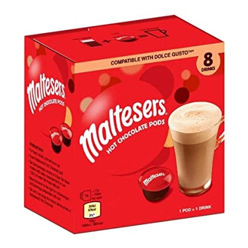 maltesers hot chocolate pods